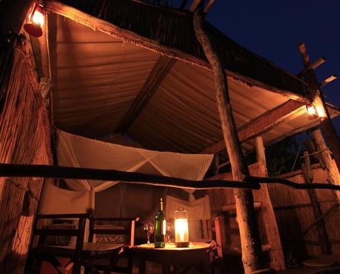 Tienda de Island Bush Camp