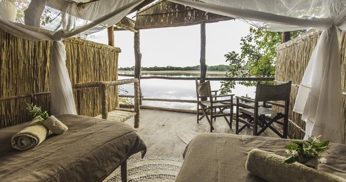 Tienda - Island Bush Camp