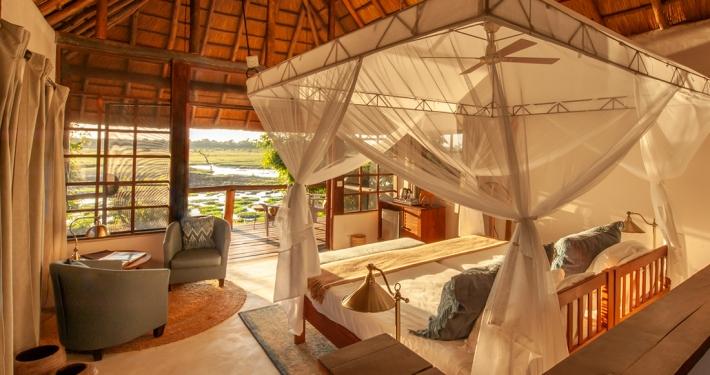 Chalet Esttandar - Kafunta River Lodge