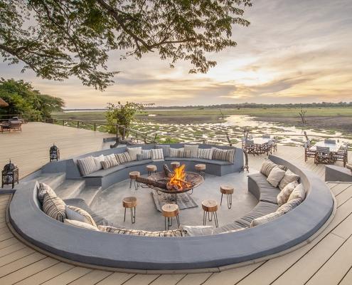 Kafunta River Lodge - La Boma