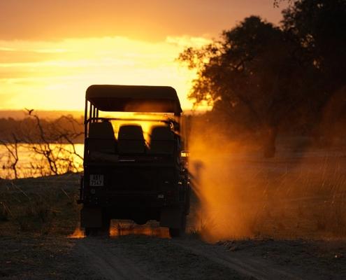 Safari- Kapamba Bushcamp