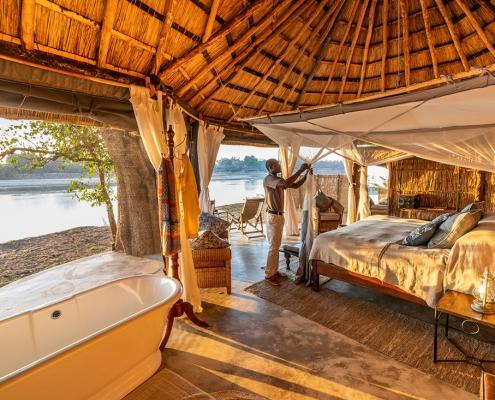 Chalet Time + Tide Mchenja Safari Lodge