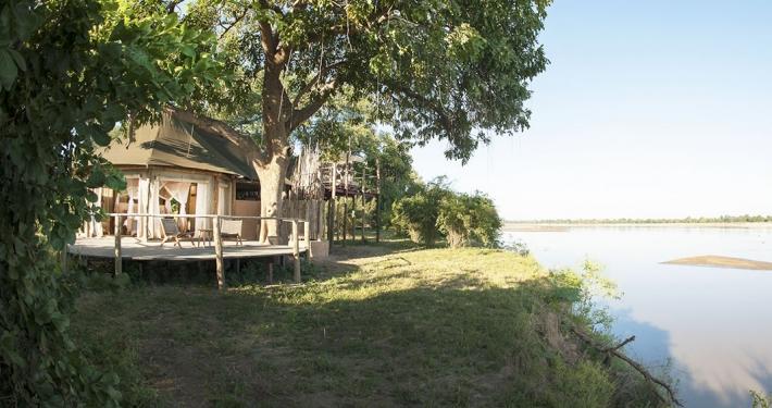 Three Rivers Camp - Entorno