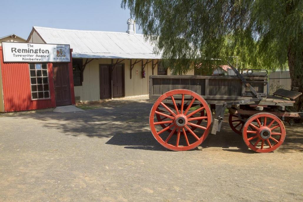 Kimberley - Cabo Norte - Sudafrica