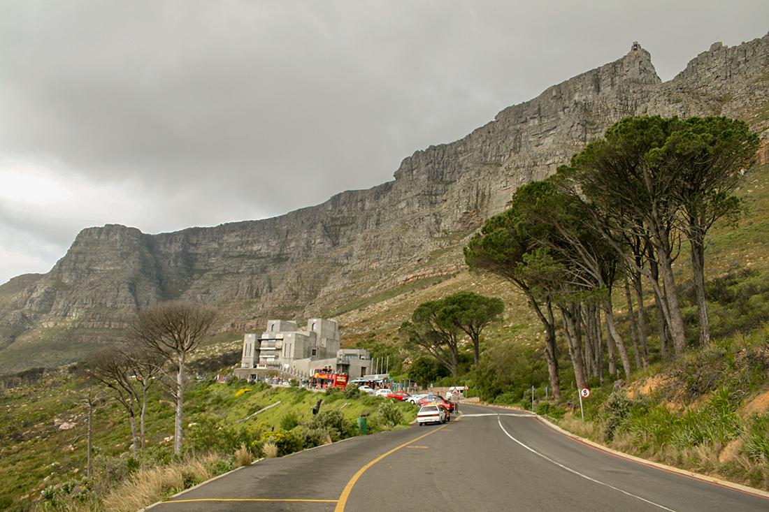 Table Mountain - Ciudad del Cabo - Sudafrica