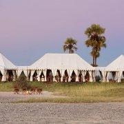 San Camp - Makgadikgadi